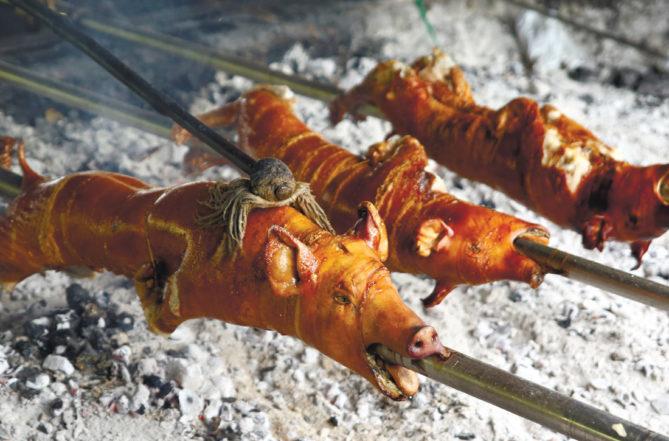 Rico's Lechon is Cebu's Best Lechon according Sunstar's Best of Cebu
